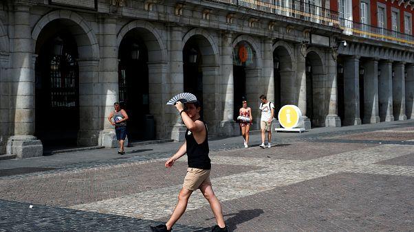 Caldo in Spagna, almeno 6 morti