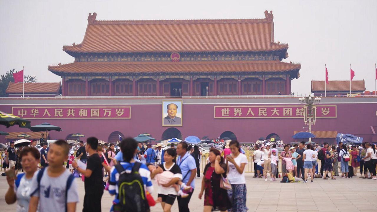 گذرگاه گردشگری پکن؛ از میدان تیان آنمن تا استادیوم لانه پرنده