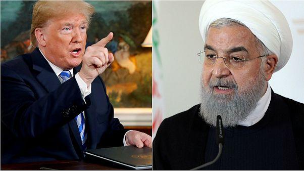 ABD'nin yaptırımları sebebiyle İran'da 1 milyon kişi işsiz kalabilir