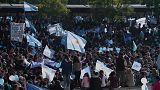 El Senado argentino decide sobre el aborto