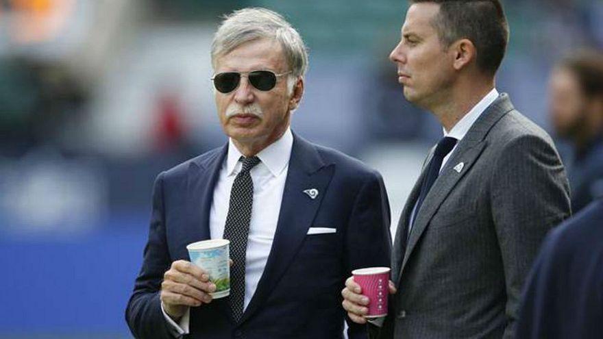 Amerikalı milyarder Stan Kroenke Arsenal'in tüm hisselerini satın alacak