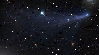 Blue Comet PanSTARRS