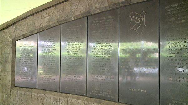 اسماء ضحايا الانفجار في كينيا