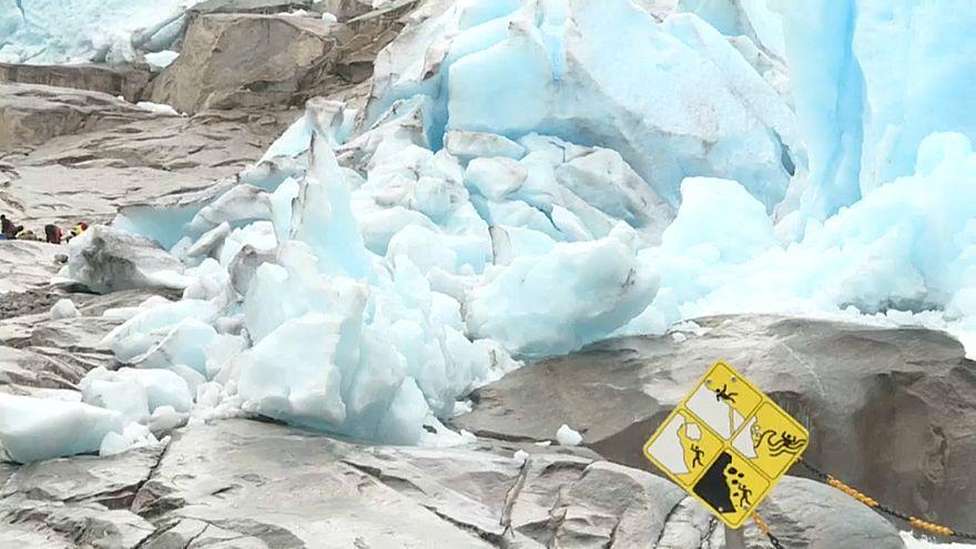 Mitten im Sommer: Österreicher von Eisbrocken erschlagen