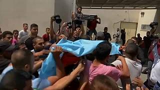 دو عضو حماس در حمله اسرائیل به غزه کشته شدند