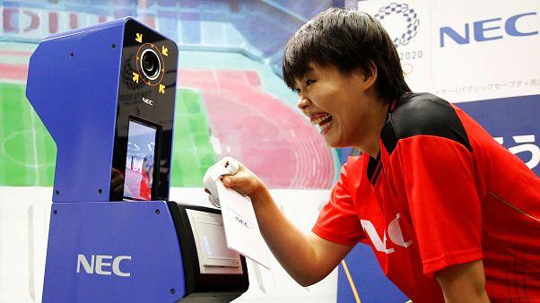 Face control στους Ολυμπιακούς Αγώνες της Ιαπωνίας