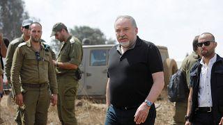 وزير الدفاع الاسرائيلي أفيغدور ليبرمان