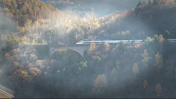Controversial Turin-Lyon railway divides Italy