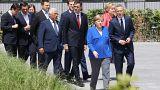 Sánchez y Merkel se reunirán el fin de semana en España