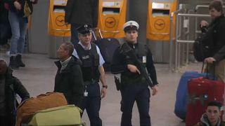 Parte do aeroporto de Frankfurt foi evacuada