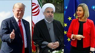 Trump aplica sanções ao Irão e União Europeia cria escudo anti-sanções