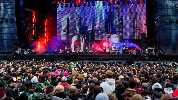 جشنواره موسیقی هوی متال در واکن آلمان