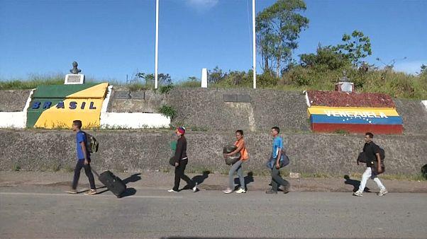 Brasil reabre fronteira com a Venezuela