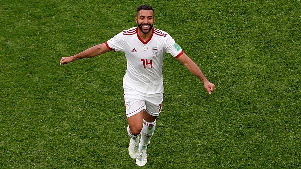 سامان قدوس بهترین بازیکن ماه لیگ فوتبال سوئد به فرانسه نزدیک شد