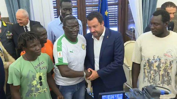 Caporalato, Conte e Salvini a Foggia