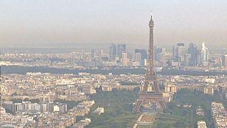 Уровень озона во Франции поднялся из-за жары