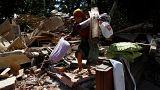 A Lombok, l'après-séisme a commencé