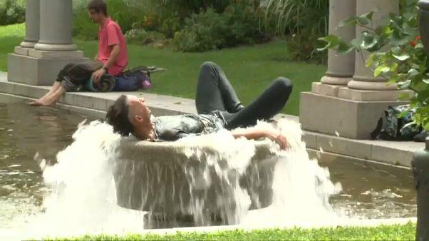 Nueve muertos por el calor en España