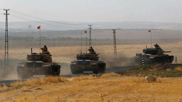 Suriyeliler Türk askerini kalkan olarak görüyor