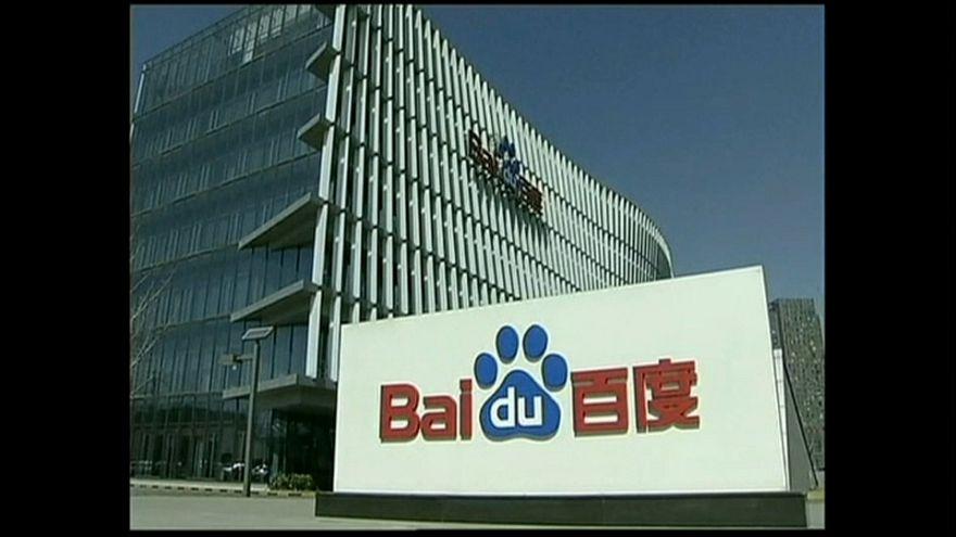 """Chinesa Baidu diz-se """"preparada para vencer a Google"""""""