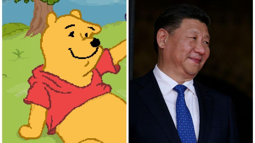 الرقابة تضرب في الصين بسبب الدبّ ويني