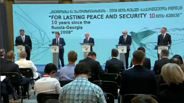 10 χρόνια από τον πόλεμο Ρωσίας - Γεωργίας στη Νότια Οσσετία