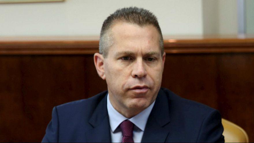 گیلاد اردان، وزیر امنیت داخلی و امور استراتژیک اسرائیل