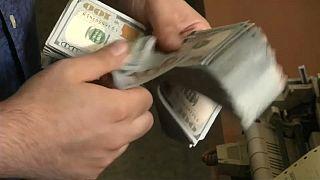 5,5 % an einem Tag: Die Talfahrt der türkischen Lira