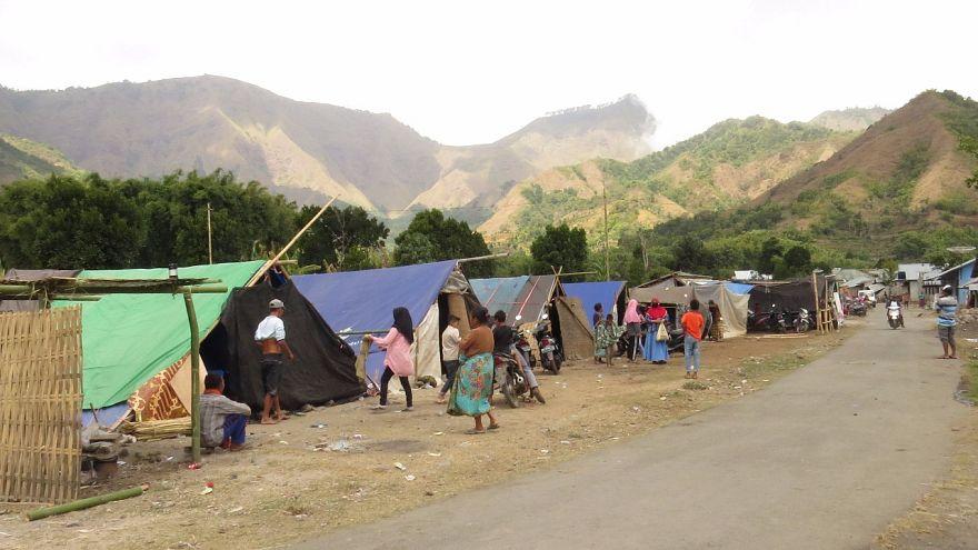 Pocas esperanzas de hallar más supervivientes en Lombok