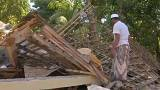 319 قتيلا نتيجة زلزال جزيرة لومبوك الإندونيسية