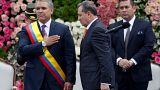 Konservativer Ivan Duque: Mit 42 neuer Präsident von Kolumbien