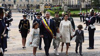 Iván Duque llega al poder dispuesto a reformar los acuerdos de paz con las FARC