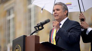 Κολομβία: Ο Ιβάν Ντούκε ορκίστηκε κι έγινε ο 60ός πρόεδρος της χώρας
