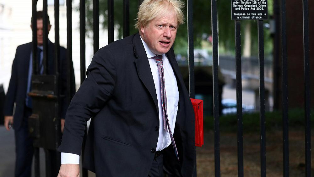 Boris Johnson sparks furore with 'inflammatory' burka comments