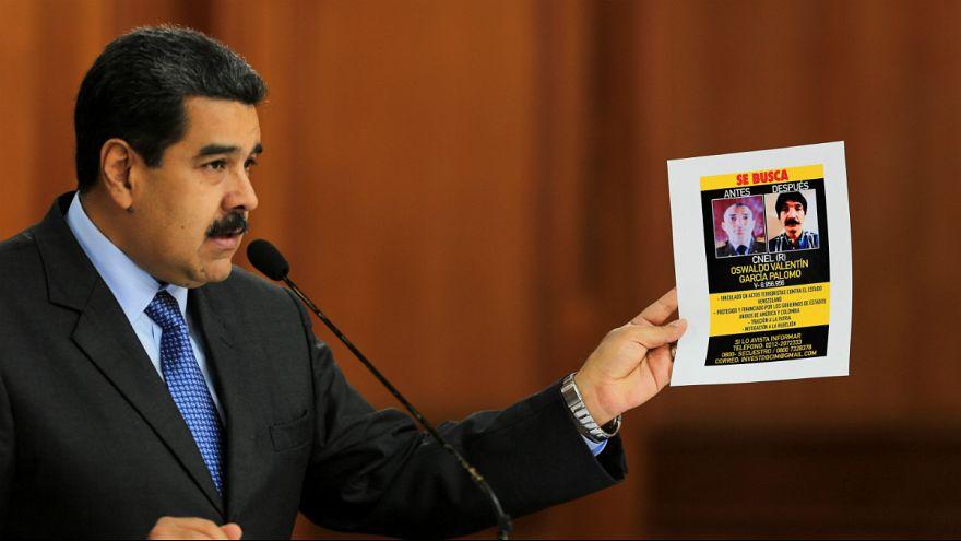 «ترور» نافرجام رئیس جمهور ونزوئلا؛ مادورو انگشت اتهام را به سوی مخالفان نشانه رفت