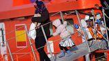 A menekültek 40 százaléka Spanyolországba érkezik