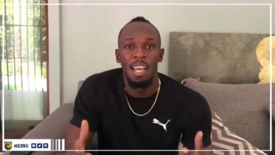Bolt, il sogno diventa realtà: giocherà a calcio in Australia
