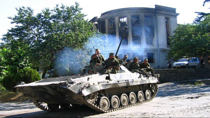 South Ossetia war