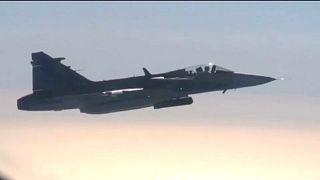 Véletlen indított rakétát egy NATO-gép