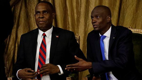 Haïti : un nouveau Premier ministre investi