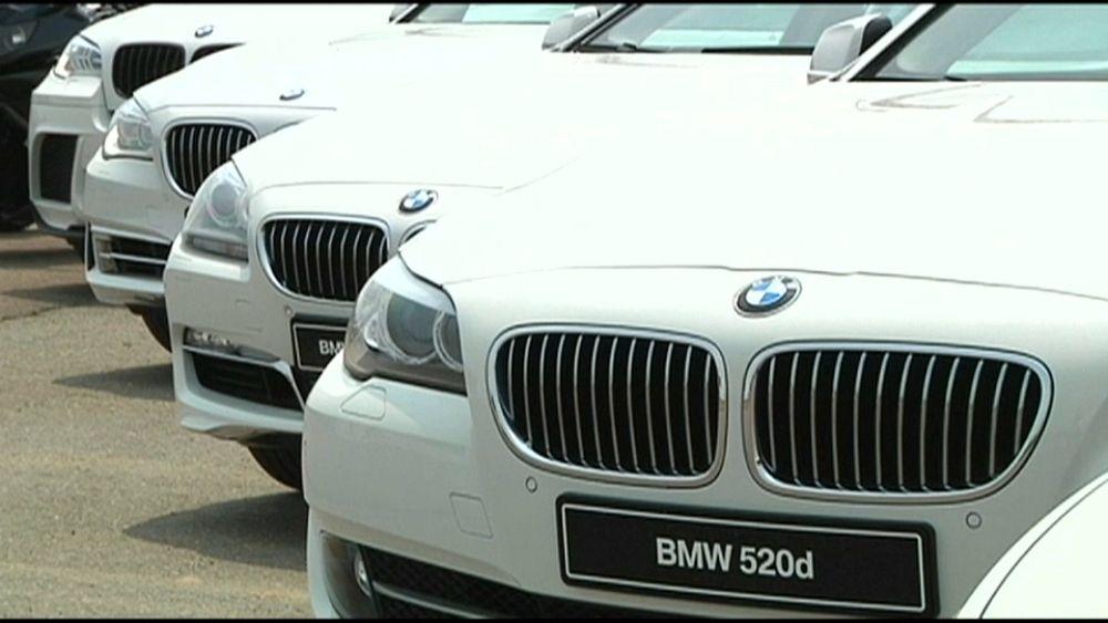 BMW recalls 324,000 vehicles after fire concerns