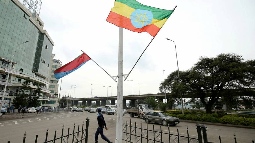 etiyopya bayrak