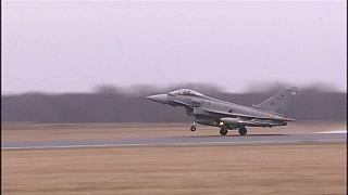 Caça espanhol dispara míssil na Estónia por engano