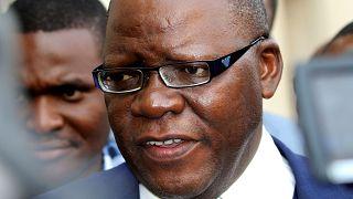 Zimbabwe : arrestation d'un haut responsable de l'opposition