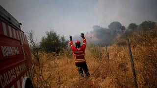 موج گرما در اروپا؛ آتش مهار نشدنی در پرتغال و اسپانیا، تعطیلی شکلاتفروشیها در بلژیک