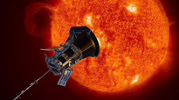 ناسا تستعد لإطلاق مسبارها الشمسي باركر إلى الشمس