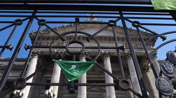 Argentinien streitet über Legalisierung von Abtreibung