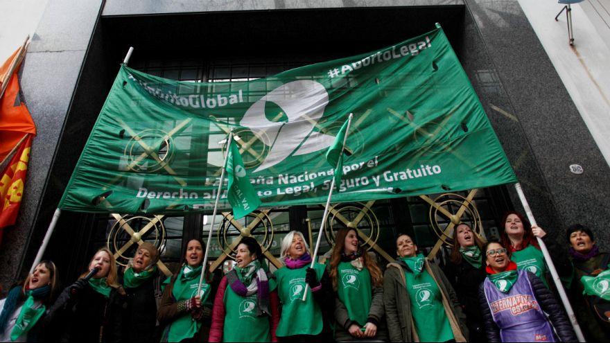 سنای آرژانتین در آستانه رای تاریخی درباره سقط جنین