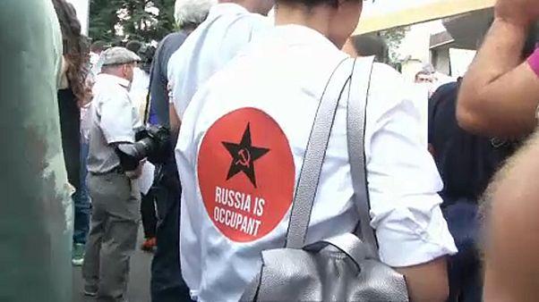 10 éve kezdődött az orosz-grúz háború