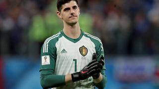 Thibaut Courtois signe au Real Madrid